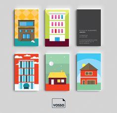 """#businesscard #cartaodevisita O modelo """"Arquitetura"""" é o cartão de visita ideal para arquitetos e urbanistas. É só editar os dados e está pronto o seu novo cartão de visita!"""