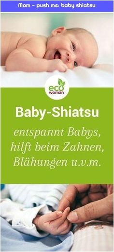 Mama – drück mich mal: Baby-Shiatsu Baby Shiatsu supports teething, bloating and sleep problems and strengthens the parent-child bond. treatment The post Mom – push me: baby shiatsu appeared first on Huge. Baby Massage, Massage Bebe, Parenting Teens, Parenting Advice, Foster Parenting, Parenting Quotes, Shiatsu, Nursing Tips, Baby Blog
