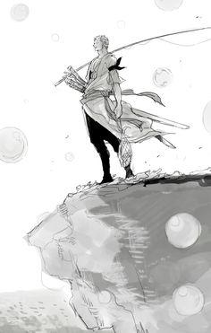 Roronoa Zoro, One Piece