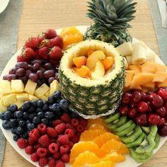 Mesa de Frutas Como Montar: 100 Fotos para inspirar | Toda Atual