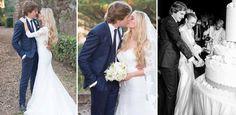 Martina Stella: gli abiti da sposa sfoggiati alle nozze con Andrea