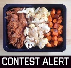 ICYMI CONTEST ALERT  WIN a dinner sampler pack of the new paleo meals (Pork chicken & beef) from @trySaute . @trySaute makes delicious (healthy) meals soups & smoothies in Halifax and delivers them right to your door! . They have a NEW SauteFit menu filled with lean & paleo options and theyre giving me stuff to hook you and a couple friends up with a TAKE HOME TASTING PARTY. . Let me know who you want to eat with in the comments for a chance to win ... . actually list as many people as you…