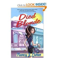 Died Blonde (Bad Hair Day Mysteries) by Nancy J. Cohen