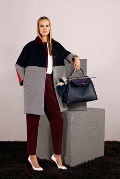 e3af5c7a93b1 color block wintermantel damen Jacken, Kleidung, Neopren, Reiseziele,  Herbst Winter 2014,