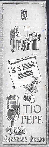 1957: Sol de Andalucía...