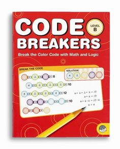Green Board Games Code Breakers Level B (Barcode EAN = 0736970320090). http://www.comparestoreprices.co.uk/educational-toys/green-board-games-code-breakers-level-b.asp