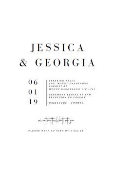 Rsvp, First Love, Reception, Ivory, Puppy Love, Receptions