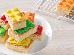 Geheime Rezepte: Bunter Bausteinkuchen