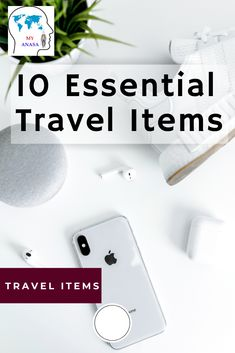 Best travel gadgets: get the items that will increase the quality of your trips. See the list e select what you need using my tips and my experience. Best Travel Gadgets, Waterproof Phone Case, 10 Essentials, Travel Items, Are You The One, Objects, Journey, Link, Viajes