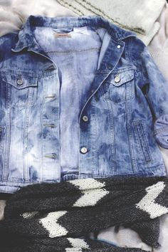 How To Lighten Jeans Or Your Denim Jacket Fashion