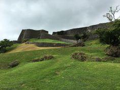Zakimi Castle Ruins and Museum - Yomitan, Okinawa - Japan ... |Okinawa Japan Ruins