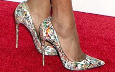 christian louboutin glitter shoes Very Popular For Christmas Day,Very Beautiful for life.