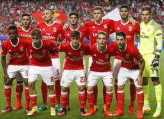 Maximos goleadores Sport Lisboa e Benfica en Liga Portuguesa esta temporada  1 Konstantinos Mitroglou   2 Pizzi    3 Jonas  4 Raul Jimenez  5 Eduardo Salvio    6 Lisandro Lopez