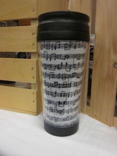 MONOGRAM INCLUDED  Travel Coffee Mug  Great by BurpieBundles, $12.00