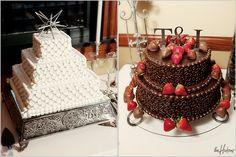 Holiday cake - Photos by Jason