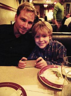 Brian and Wylee Littrell