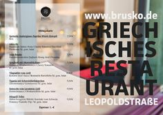 Einen schoenen guten Morgen an alle. Wir wuenschen euch allen einen guten  Start in die Woche.   Diese Woche haben wir zu Lunch:    Brusko griechisches Grill Restaurant   www.brusko.de #Mittagslunch #Businessluch #Mittagsmenu #Pause #Brusko #griechischesRestaurant #Muenchen #Schwabing #Leopoldstrasse #Grieche #Restaurant #Eventlocation #griechisches #Grill