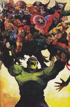 Marvel Zombies -Arthur Suydam