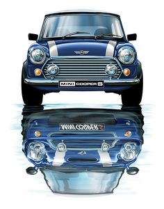 #Mini Cooper S I would absolutely love to own this car! They are so..... much fun to drive!