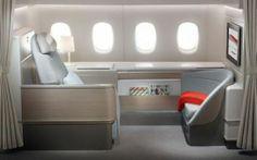Air France B777-300  New First Class