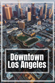 Book your stay at hotels in LA and start exploring Downtown Los Angeles, we promise you'll want to spend more time here once you hit the city. Stuff To Do, Things To Do, Golden Coast, I Love La, Downtown Los Angeles, Social Club, Southern California, Exploring, City Photo