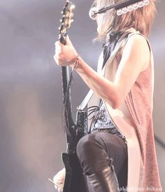 Uruha, the GazettE, torture