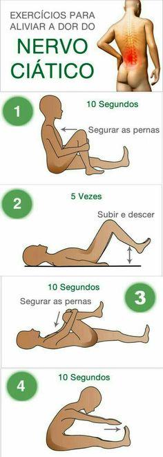 tratamiento para aliviar dolor nervio ciatico