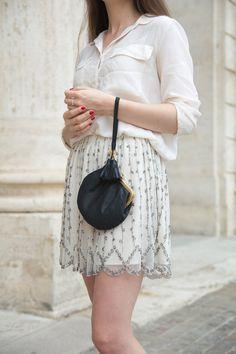 spring summer, silk shirt, elegant look, dress, wedding, beige, rome, holiday, vacation, fashion