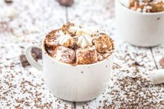 """fullcravings: """"Homemade Hot Chocolate (recipe in French) """""""