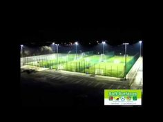 7 a side football artificial turf pitch surfaces