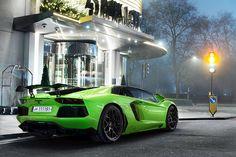 Green sexiness!!!