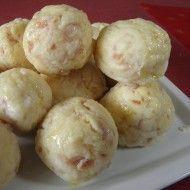 Fotografie receptu: Kynuté šunkové knedlíky Dairy, Cheese, Food, Eten, Meals, Diet