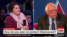 Sanders urges Dems to challenge -- but not obstruct -- Trump