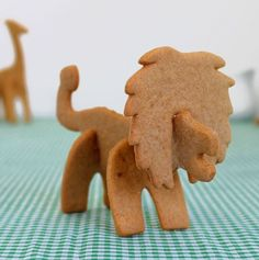 A set of 3D cookie cutters that are a serious step up from animal crackers.