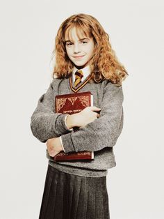 Emma did such a good job! Hermione 4ever!