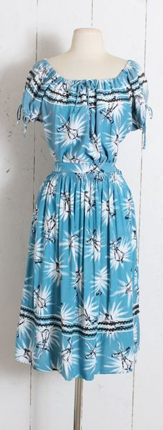 528bbf59e821 Vintage 1940s Dress vintage 40s 2-pc set Gay Gibson | Etsy Dress Vintage,