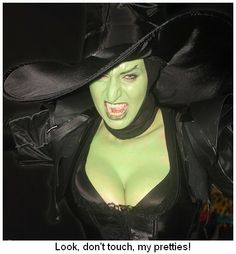 Witches Tit