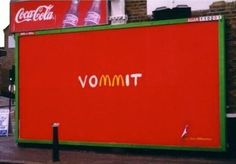 http://www.thepoke.co.uk/2013/06/11/30-brilliant-billboards/