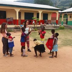 With the orphans playing  #uvolunteer #ghvn #ghana #welltravelled #orphange #mobileadventure #letsvolunteer #letsgosomewhere