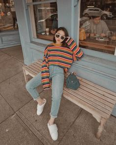 vintage fashion – New Site Vintage Mode – – – Image by yeet myself off a building. Mode Outfits, Retro Outfits, Grunge Outfits, Trendy Outfits, Fashion Outfits, 80s Style Outfits, Fashion Clothes, 90s Style, Vintage Style Outfits