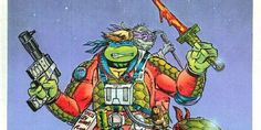 "Old concept art for a series of 1990s Teenage Mutant Ninja Turtles and Star Wars crossover toys has been unearthed, and the designs are wild.Teenage Mutant Ninja Turtles and Star Wars were two of the biggest names in toys in the early 1990s, and some newly unearthed concept art has revealed the designs of some wild crossover toys that sadly never saw production. For franchises so long-running and prolific in pop culture, there are bound to be loads of planned but cancelled ""what if pro"