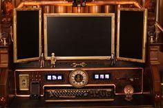 #steampunk #computer
