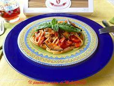 Il Pomodoro Rosso di MAntGra: Spaghetti alla calabra