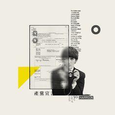 The Beatles. Revolution 9 on Behance — Designspiration