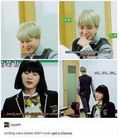 HAHAHAH I MUST LEARN SAVAGERY FROM YOONJI