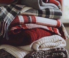 23 | Law Student | Minneapolis to Chicago ig: marycarlson Winter House, Fall Winter, Cozy Winter, Sweater Scarf, Plaid Scarf, Snuggles, Warm And Cozy, Cozy Blankets, Magical Christmas