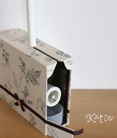 cartonnage adhesive roller box