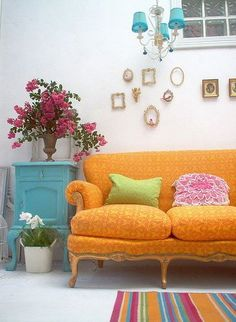 boho chic living room 13 ideas... I LOVE EVERY ONE OF THESE! they look like HOME to meeeeee!