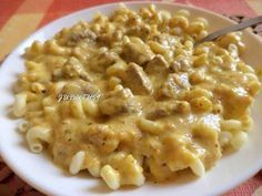 "Geniálna ""Divoká"" omáčka s bravčovým mäsom: Stačí k nej len pridať cestoviny a máte obed ako vyšitý! Hungarian Cuisine, Hungarian Recipes, Meat Recipes, Cooking Recipes, Healthy Recipes, Butternut Squash Mac And Cheese, Good Food, Yummy Food, Pork Dishes"