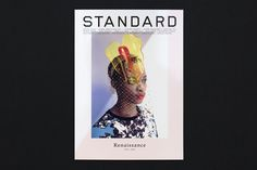 My name is — direction artistique & design graphique - Standard Magazine / editorial design / cover / www.mynameis.fr